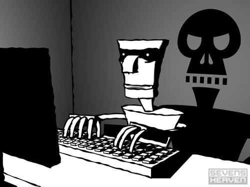 Seorang Hacker Bukanlah Cracker